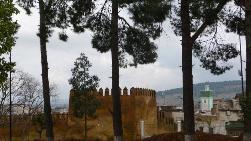 18/01/2009 Sefrou et ses remparts