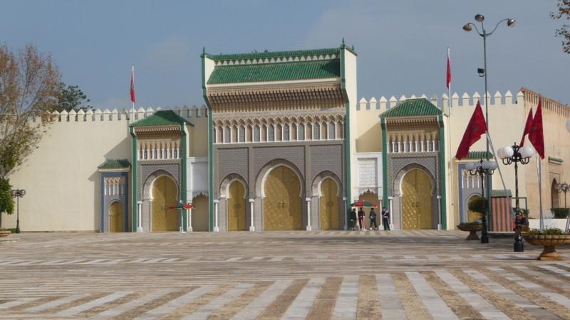 17/01/2009 Fès (Le palais Royal)