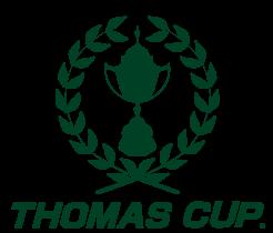 THOMAS CUP トマスカップ