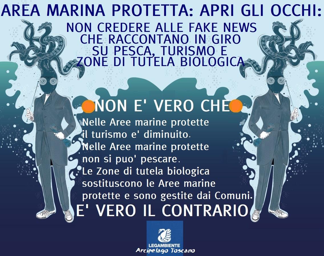 """L'Area marina protetta e l'abbaglio """"locale"""" della Zone di tutela biologica"""