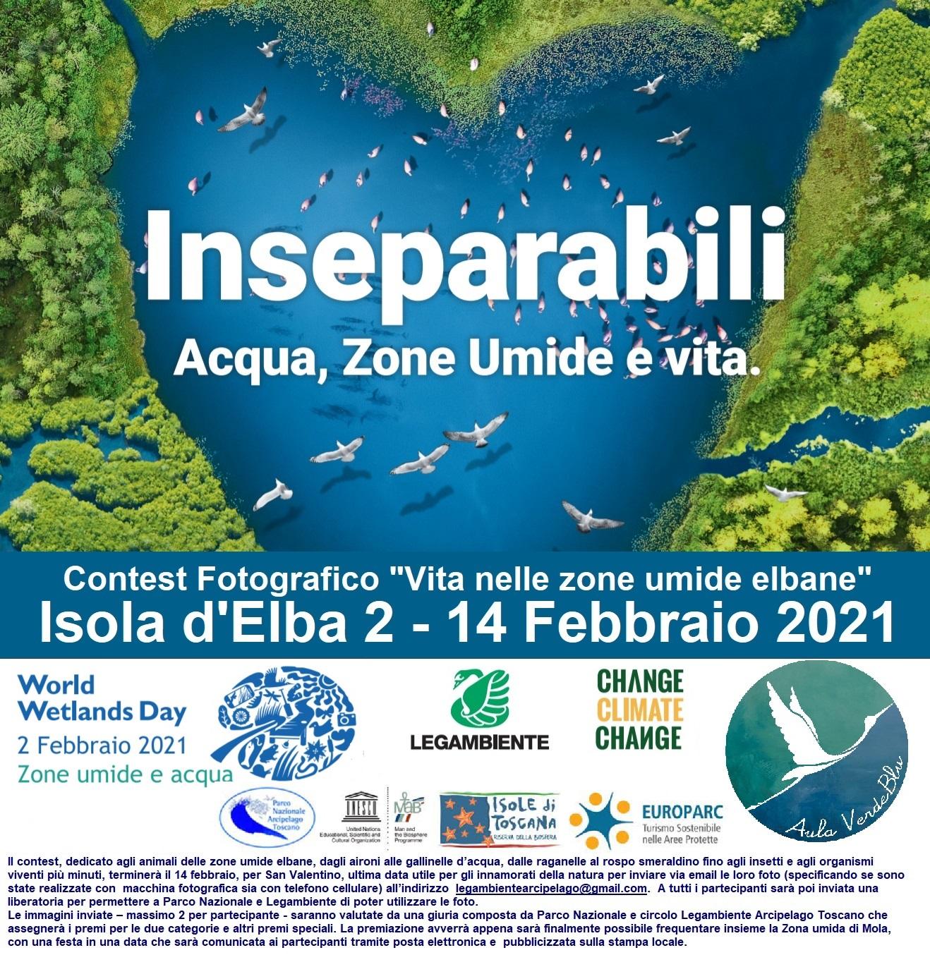 All'Elba un contest fotografico per la giornata mondiale delle zone umide
