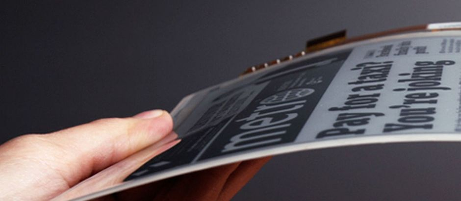 ELECTRONIC PAPER DISPLAYS