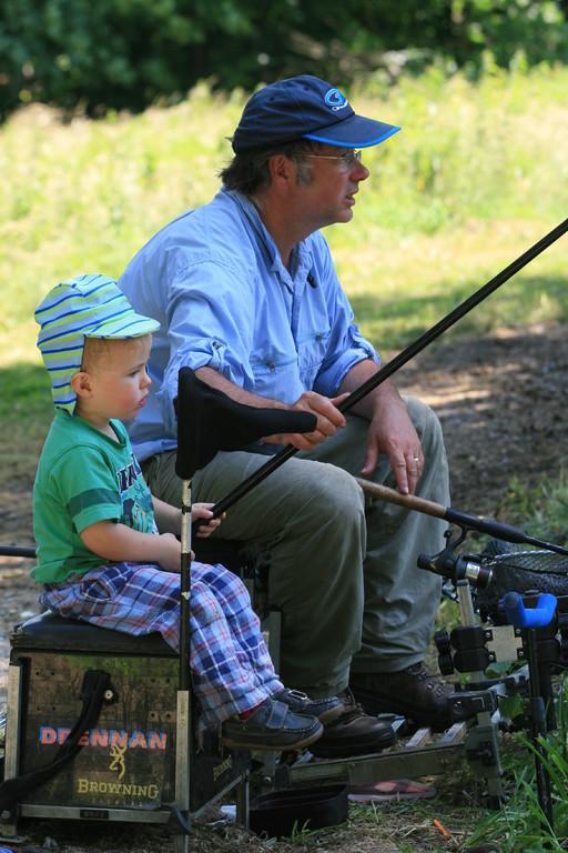 Un pere et son fils!!!
