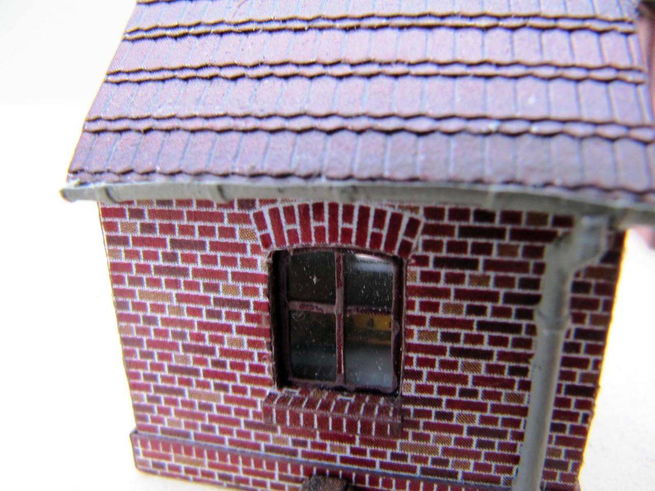 (c) W. Fehse - Fenster und Klinkerfassade 1:87 (H0)