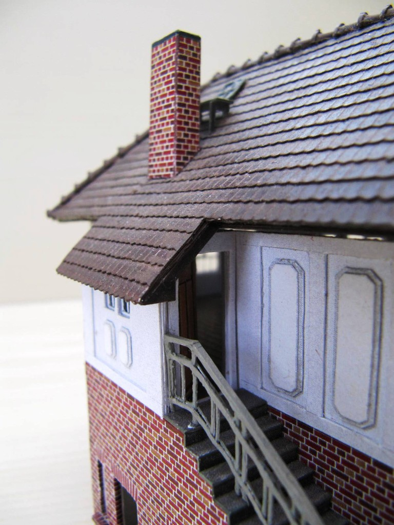 (c) W. Fehse - verlängertes Dach 1:87 (H0)