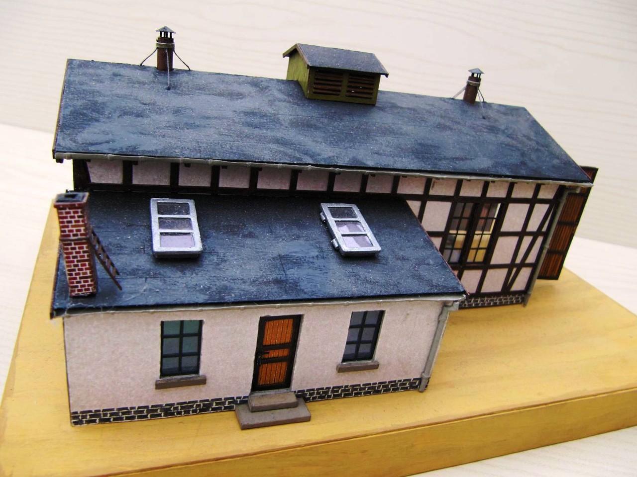 (c) W. Fehse - Dachfenster 1:87 (H0)
