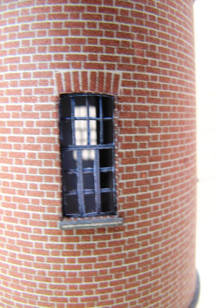(c) W. Fehse - Blick durch den Turmschaft 1:87 (H0)