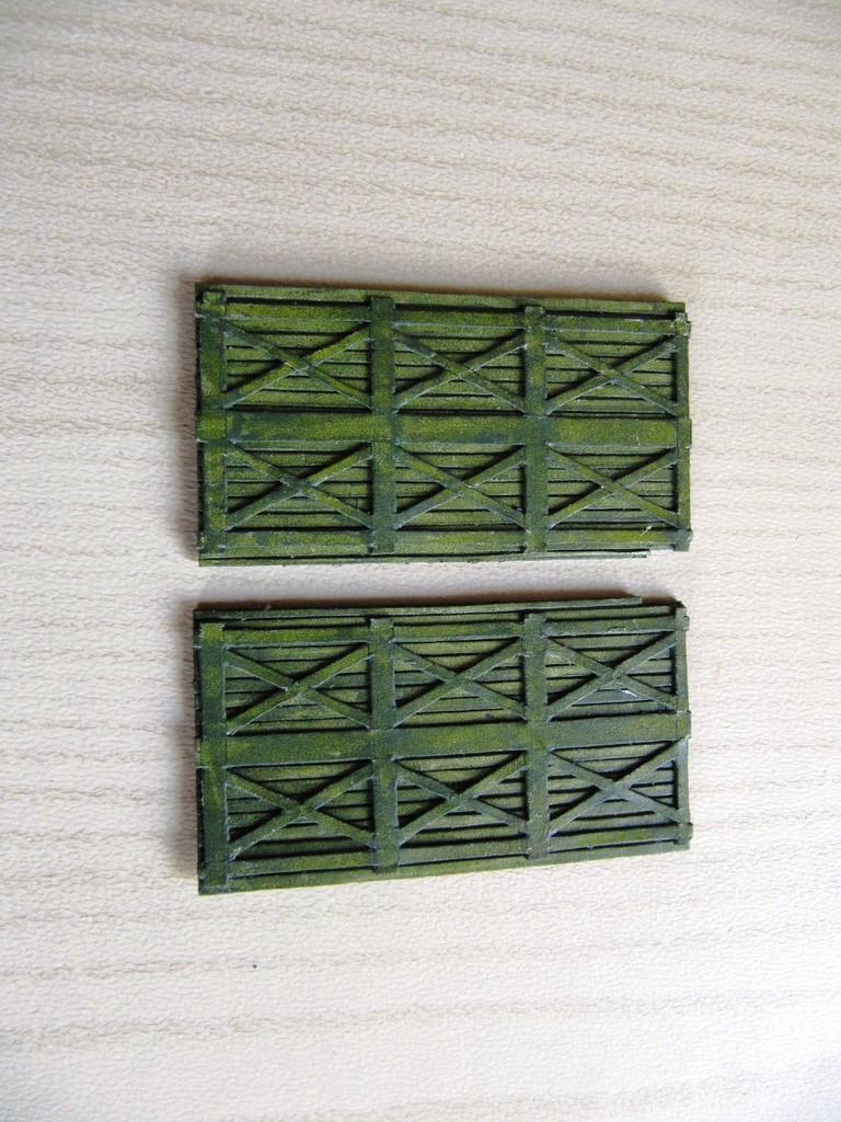 (c) W. Fehse - Türen mit Intarsien 1:87 (H0)