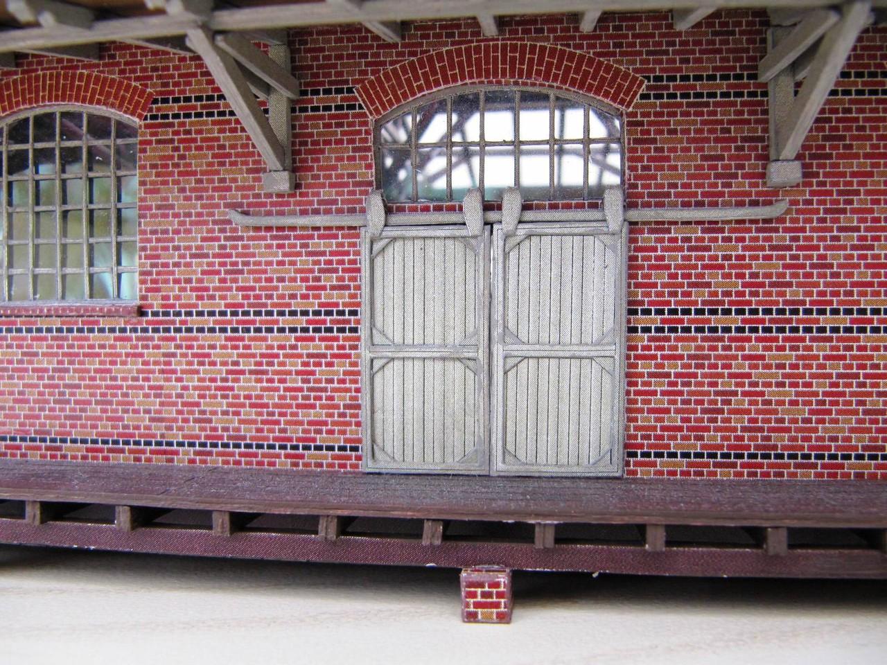 (c) W. Fehse - Türen auf Schienen 1:87 (H0)