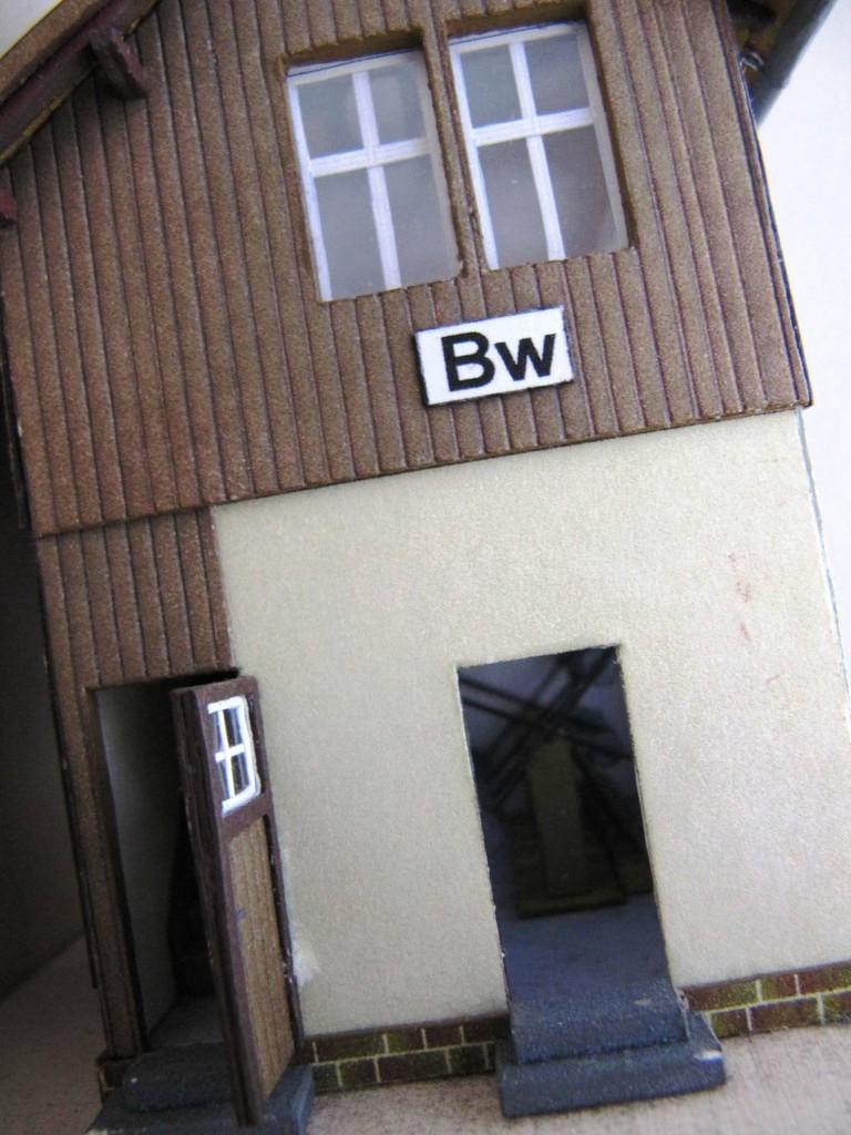 (c) W. Fehse - Blick in den Aufgang