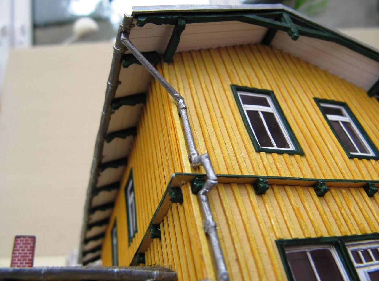 (c) W. Fehse - Dachkonstruktion 1:87 (H0)