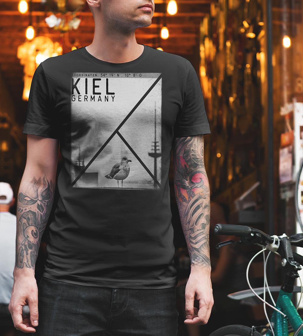 KIEL KOORDINATEN | Shirtee Spreadshirt