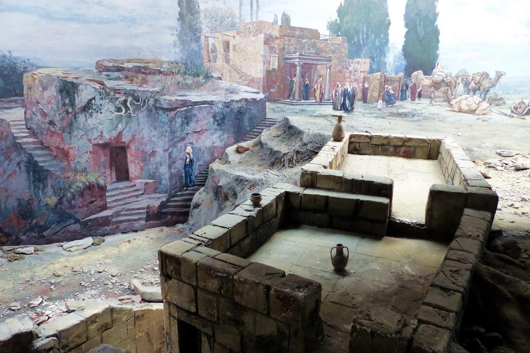Motiv 11 - Grabstätte Jesu