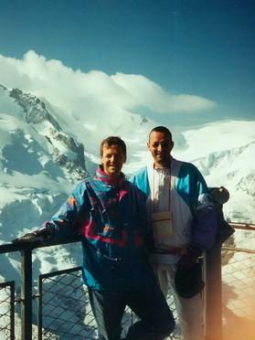 Aiguille du Midi 1994
