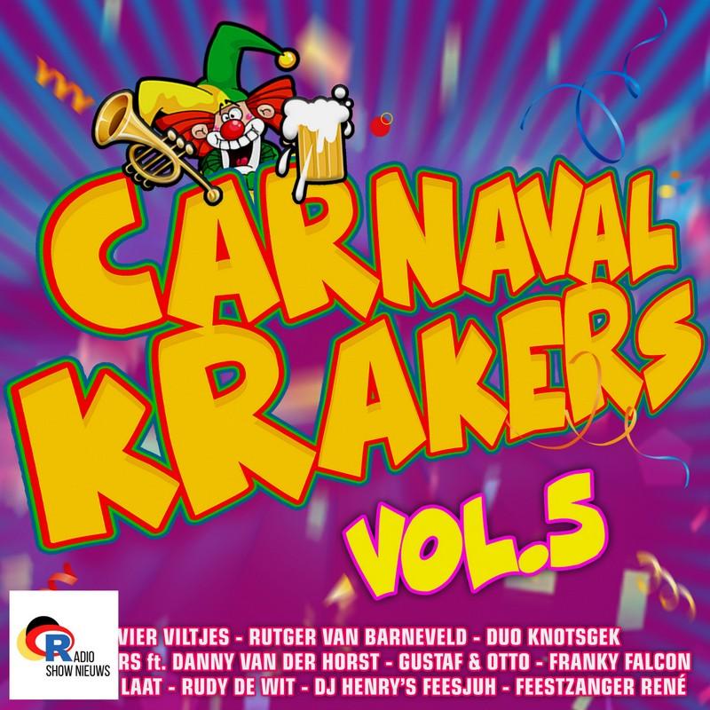 Carnavalkrakers Krakers vol5