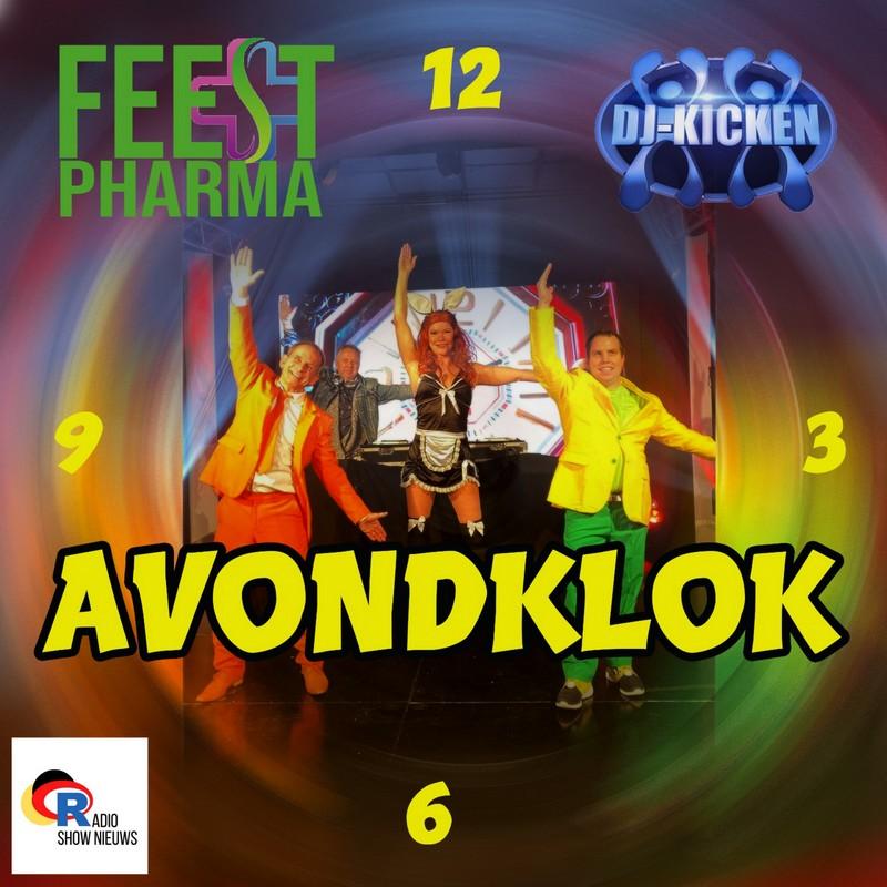 Feest Pharma feat DJ Kicken