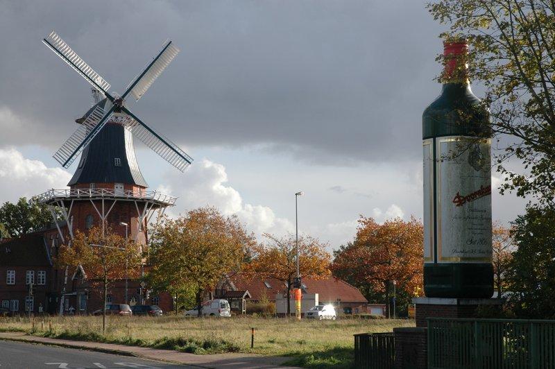 Mühle Norddeich