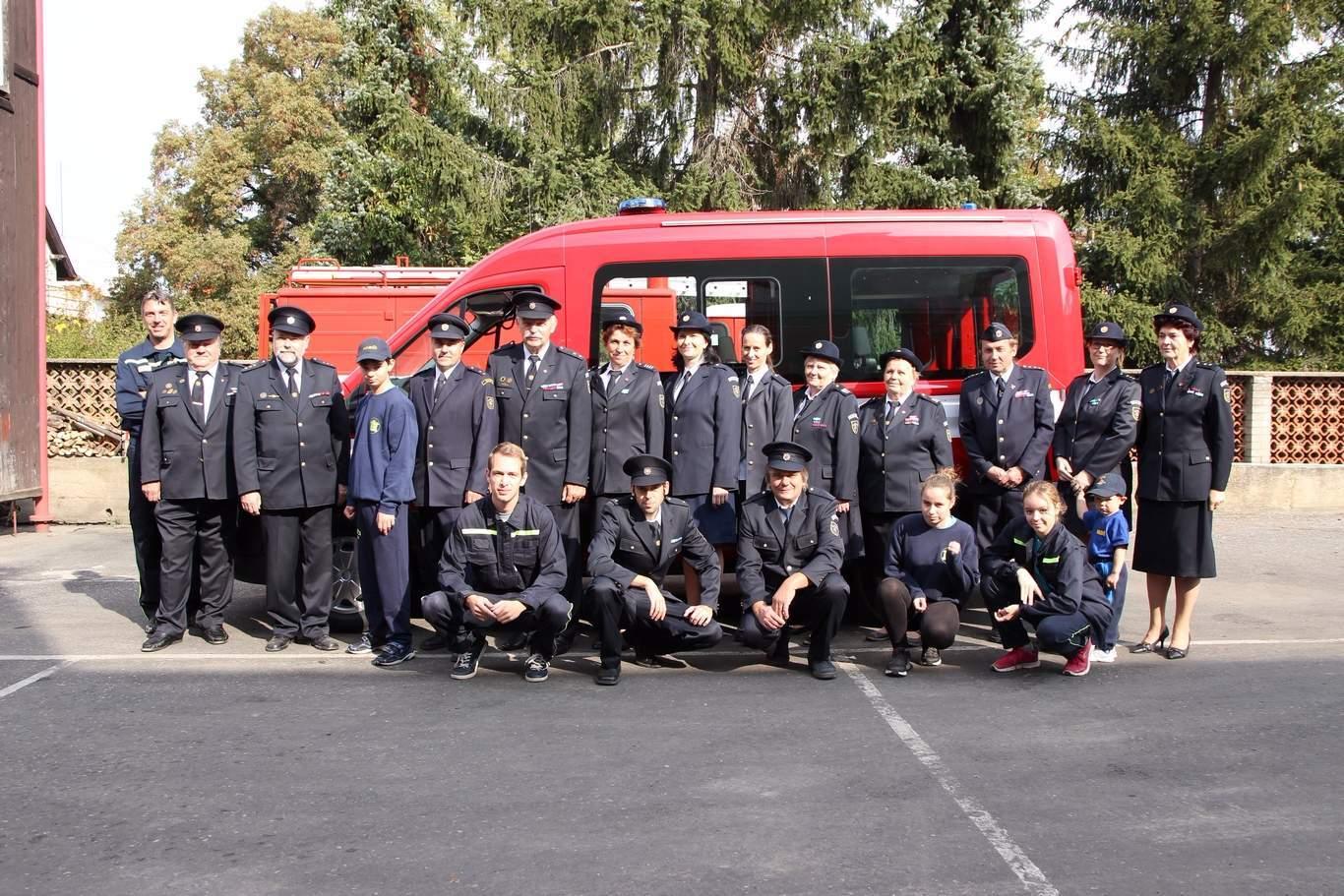 MTF Ford & Mannschaft