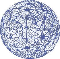 Wissenschaftler, die subtile Energien untersuchen, haben herausgefunden, dass alle Lebewesen, einschließlich der Erde selbst, Chakren haben. Das obige Bild zeigt Chakrenzentren auf der Erde.