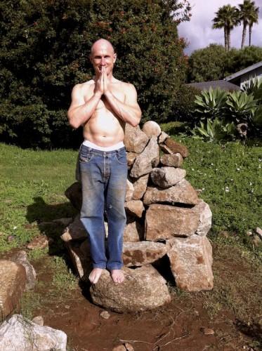 Der Körper als Tempel