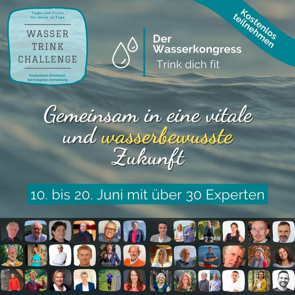 Online Wasserkongress