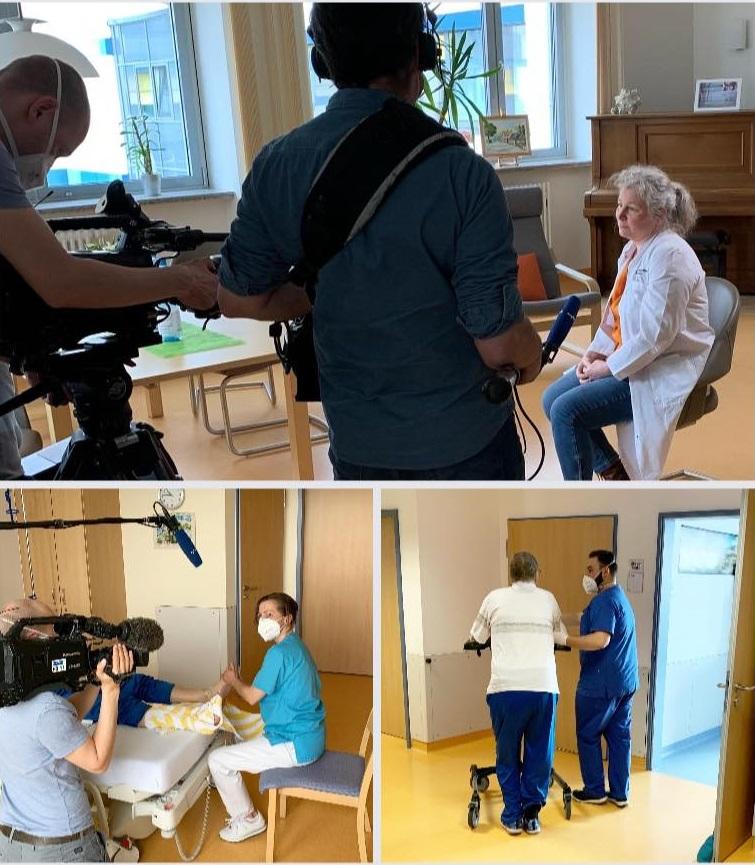 Über die Möglichkeiten der Palliativmedizin - Hauptsache gesund zu Gast auf der Palliativstation in Ilmenau