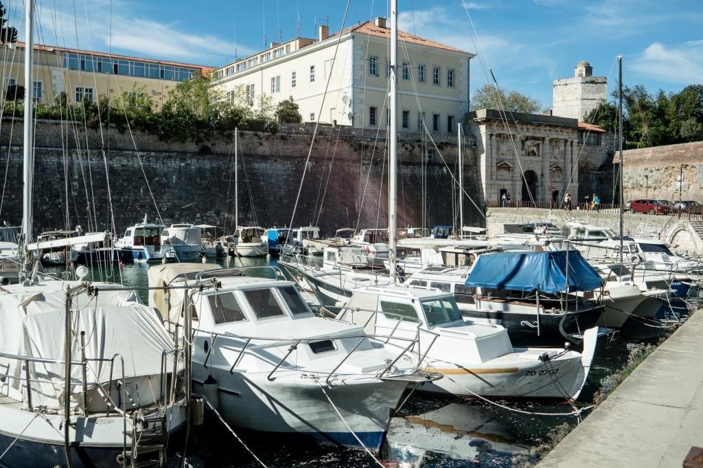 Zadar, Venezianisches Stadttor