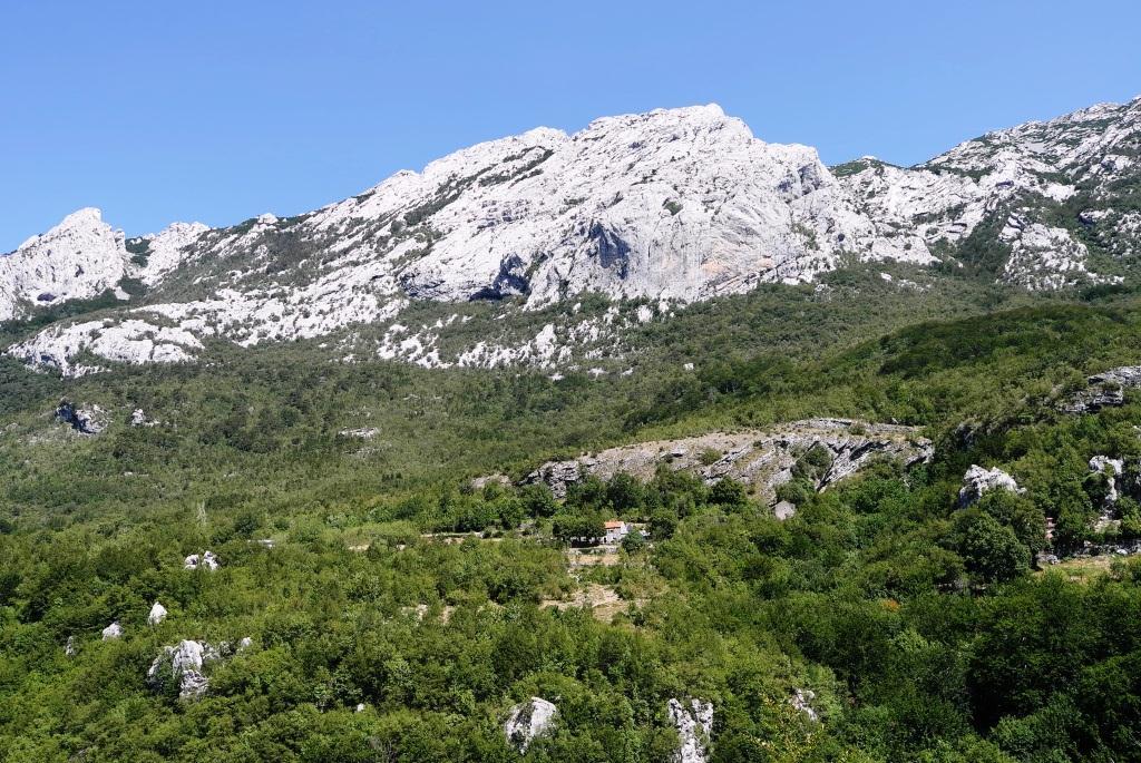 Panorama Paklenica