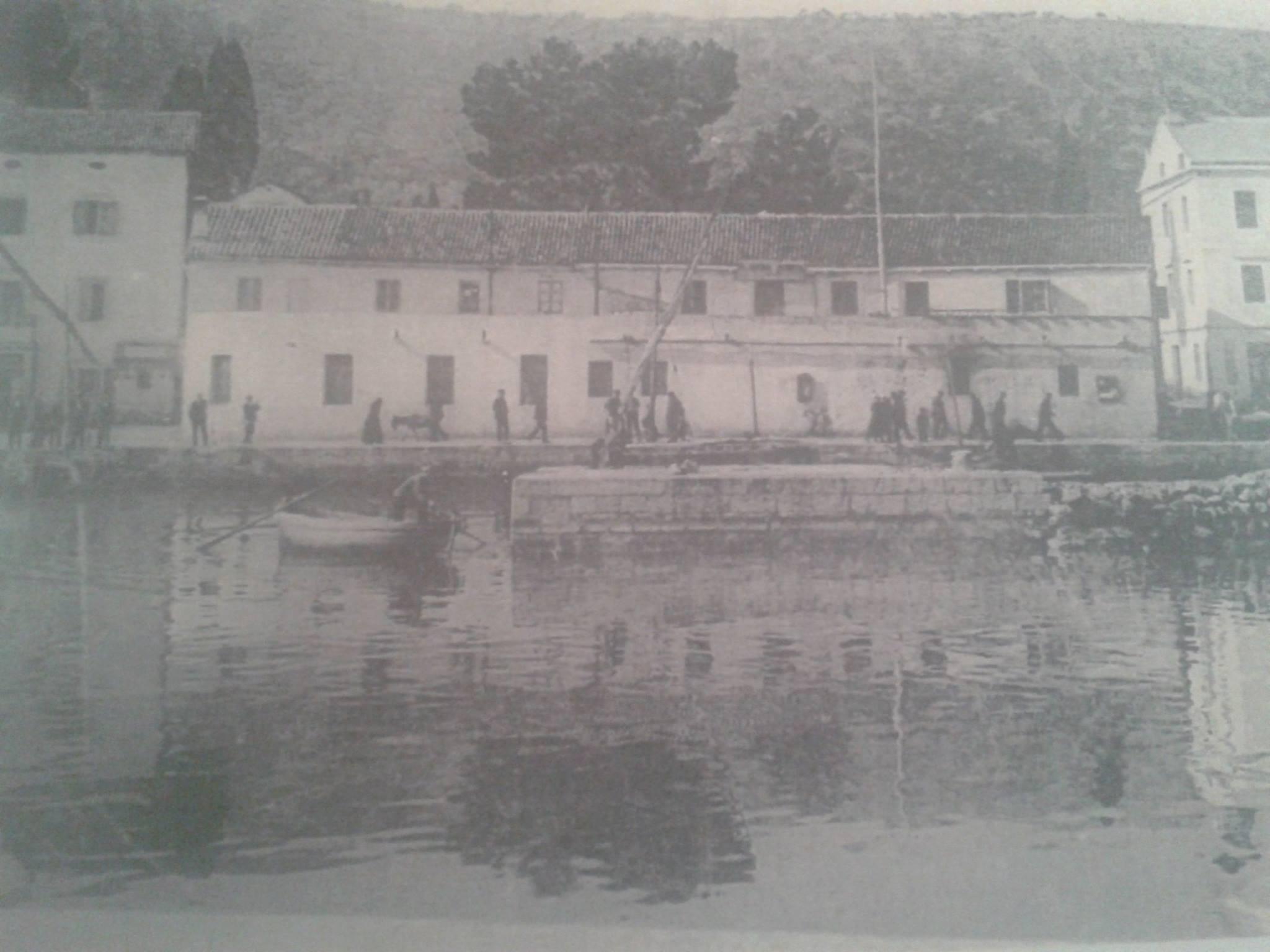 Foto der Oelmühle in Preko