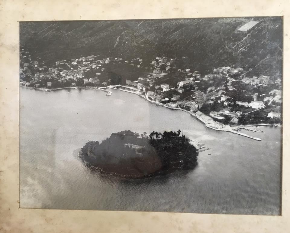 Klosterinsel damals