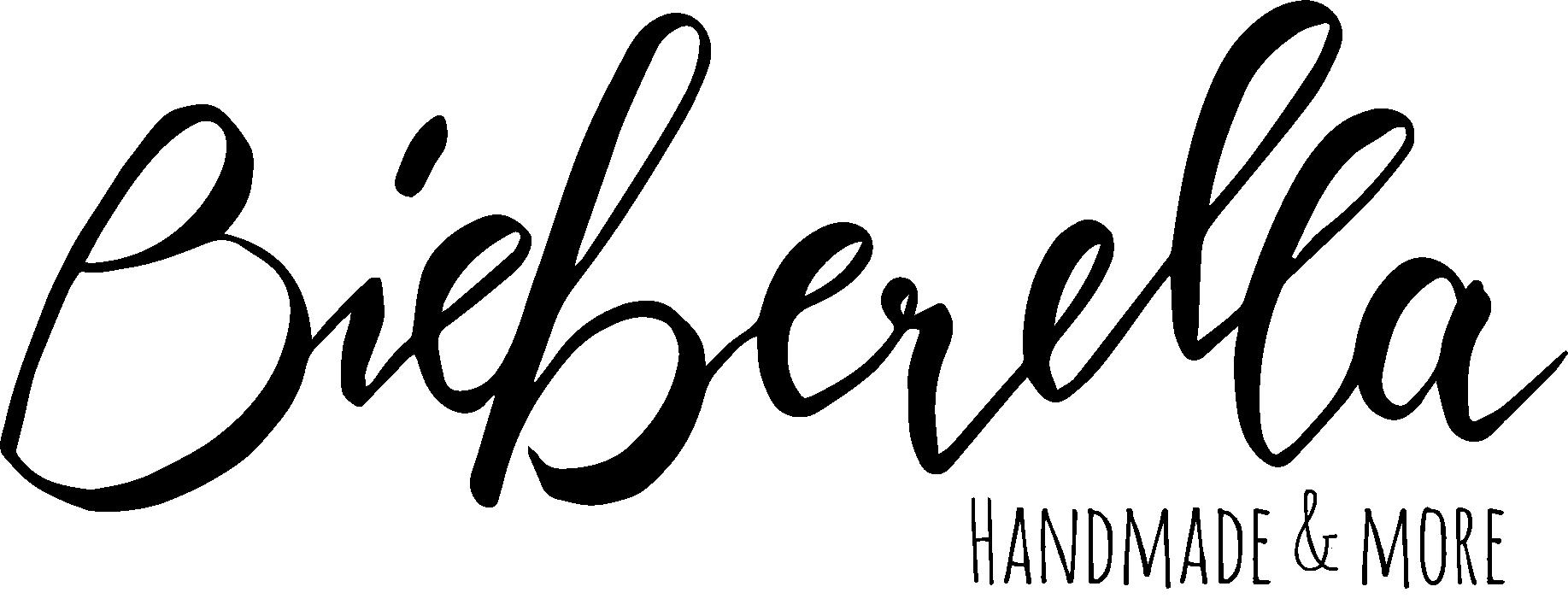 Schriftzug Bieberella