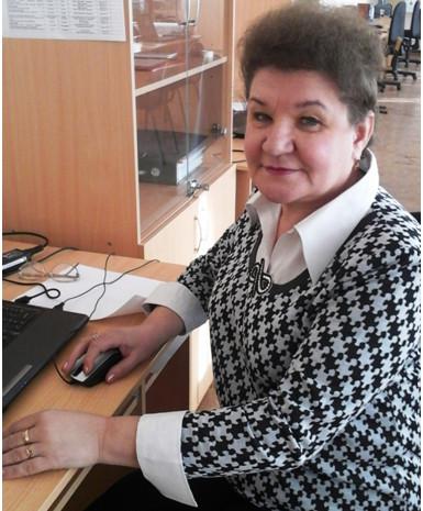 Егорова Надежда Анатольевна.