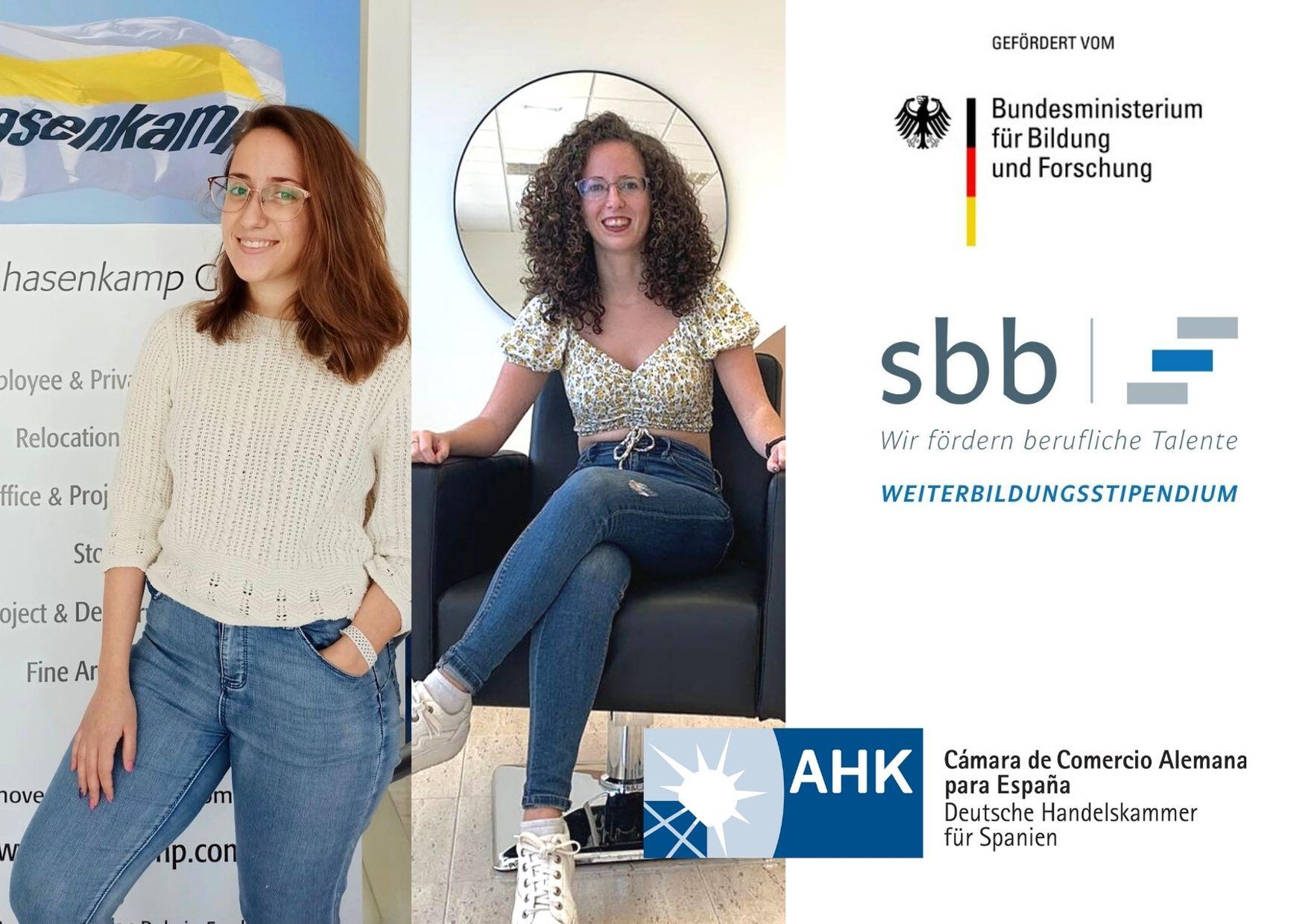 Erstmals Stipendien des Bundesministeriums für Bildung und Forschung (BMBF) für zwei Absolventinnen der FEDA Madrid