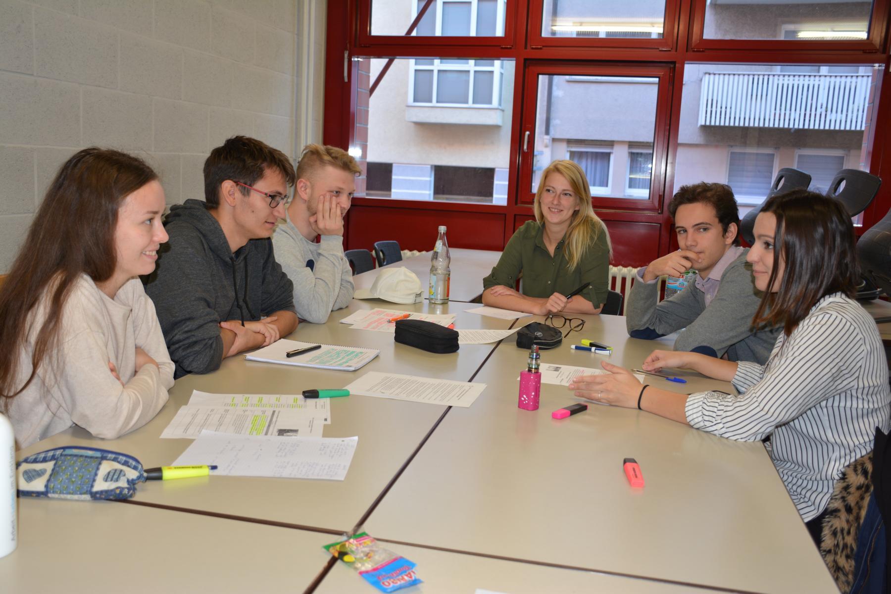 Projektarbeit in der Berufsschule