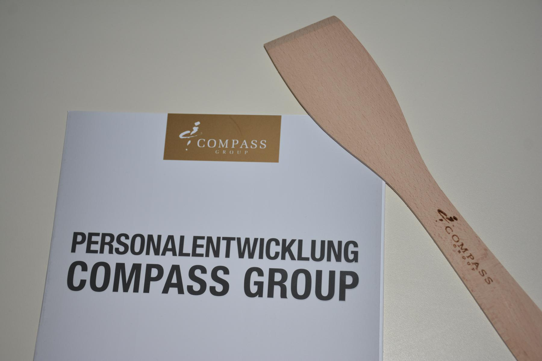 Marketing und Controlling bei Compass Group