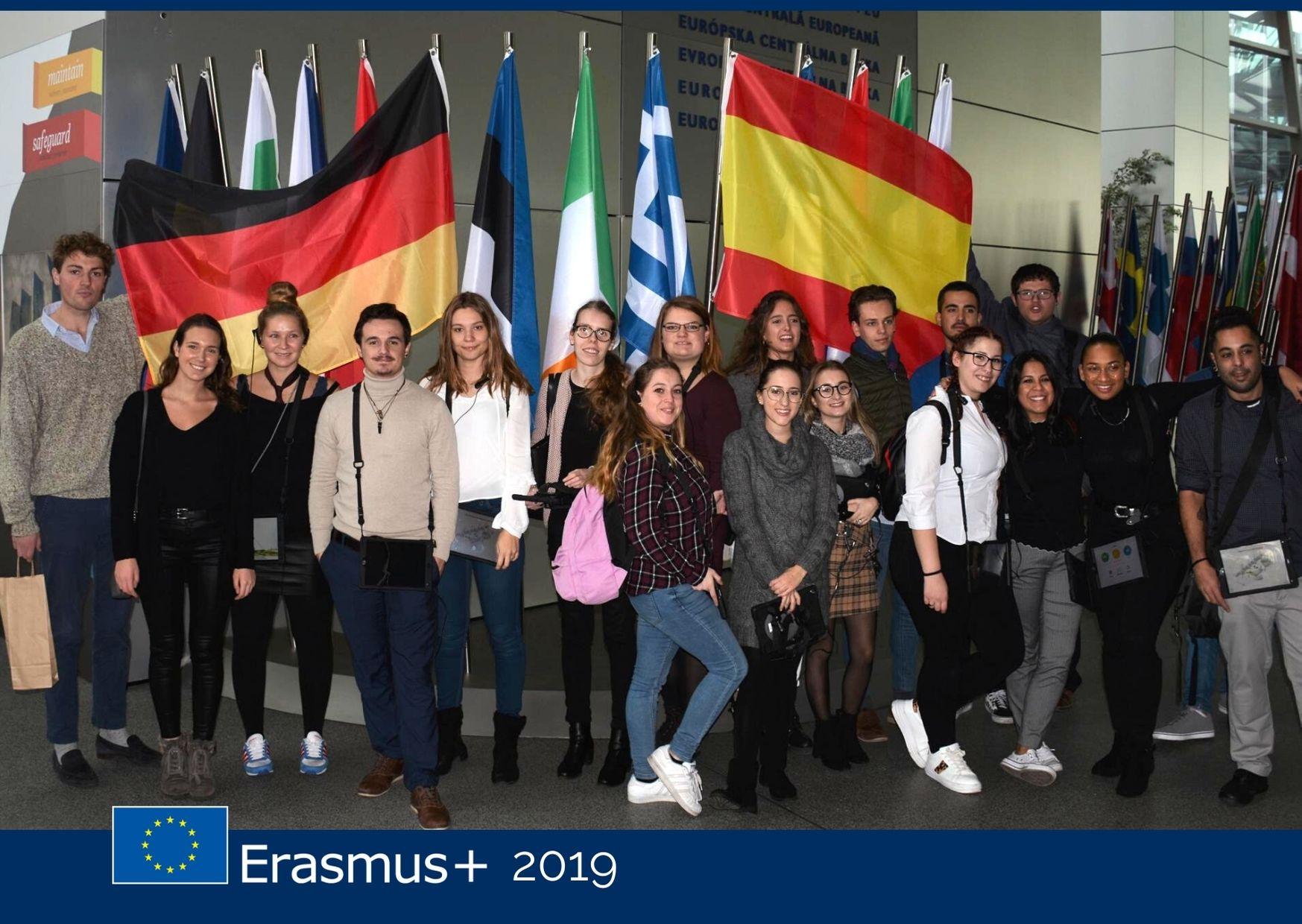 Erasmus+ Akkreditierung mit Top-Bewertung