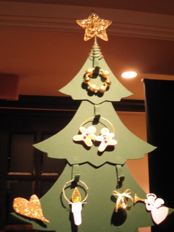 クリスマス・プログラムです。