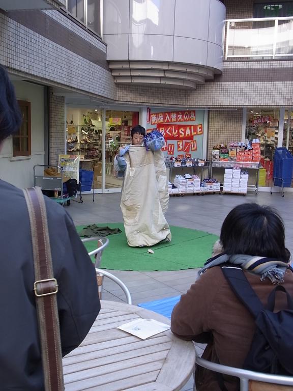 「 幽霊 (ネムリドリ・ゴースト・ストーリー) 」