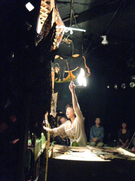 2008年06月 * 徹夜ワヤン 『 ビモの誕生 』