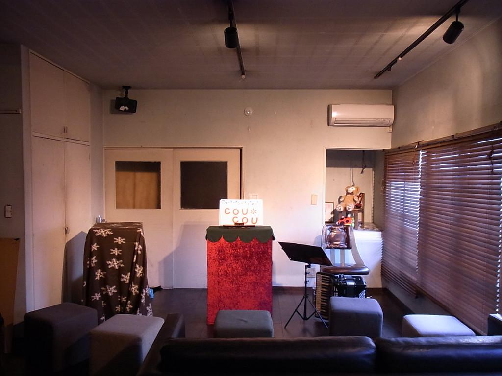 2011年1月22日(日) カフェCOKAGE ライヴ