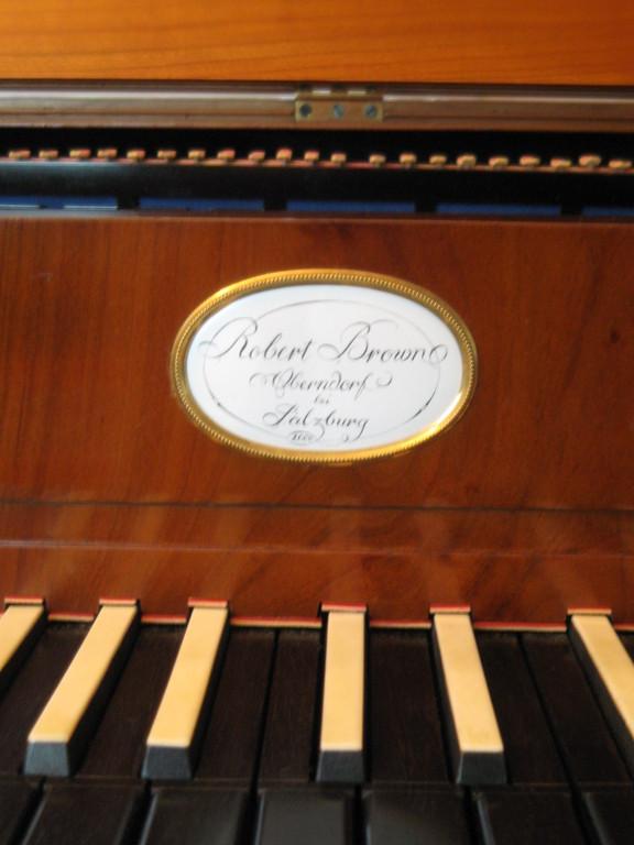 フォルテピアノ 1800年モデル