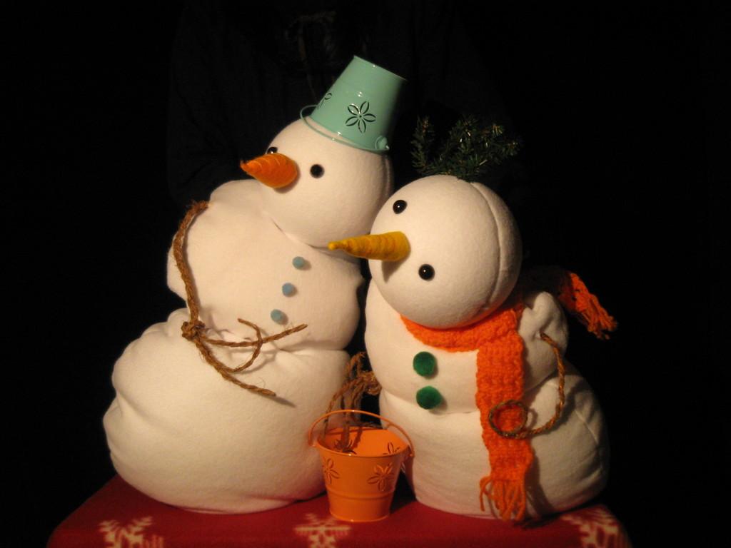 モーツァルトで人形劇! 「雪のおはなし」