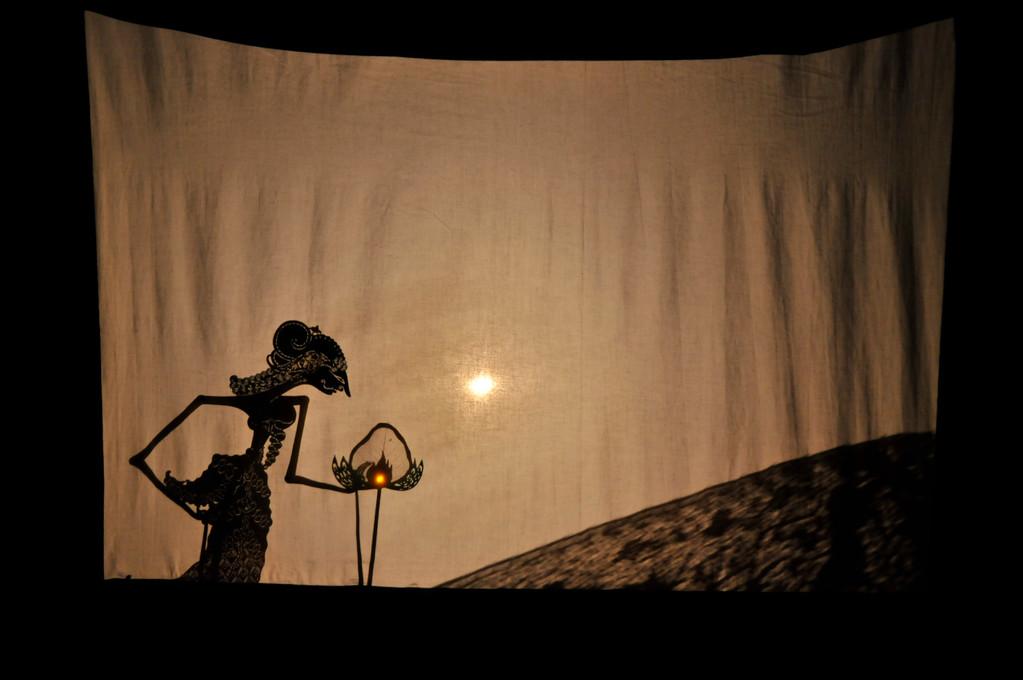 『 月夜の森 』 ~ 絵のない絵本 ~