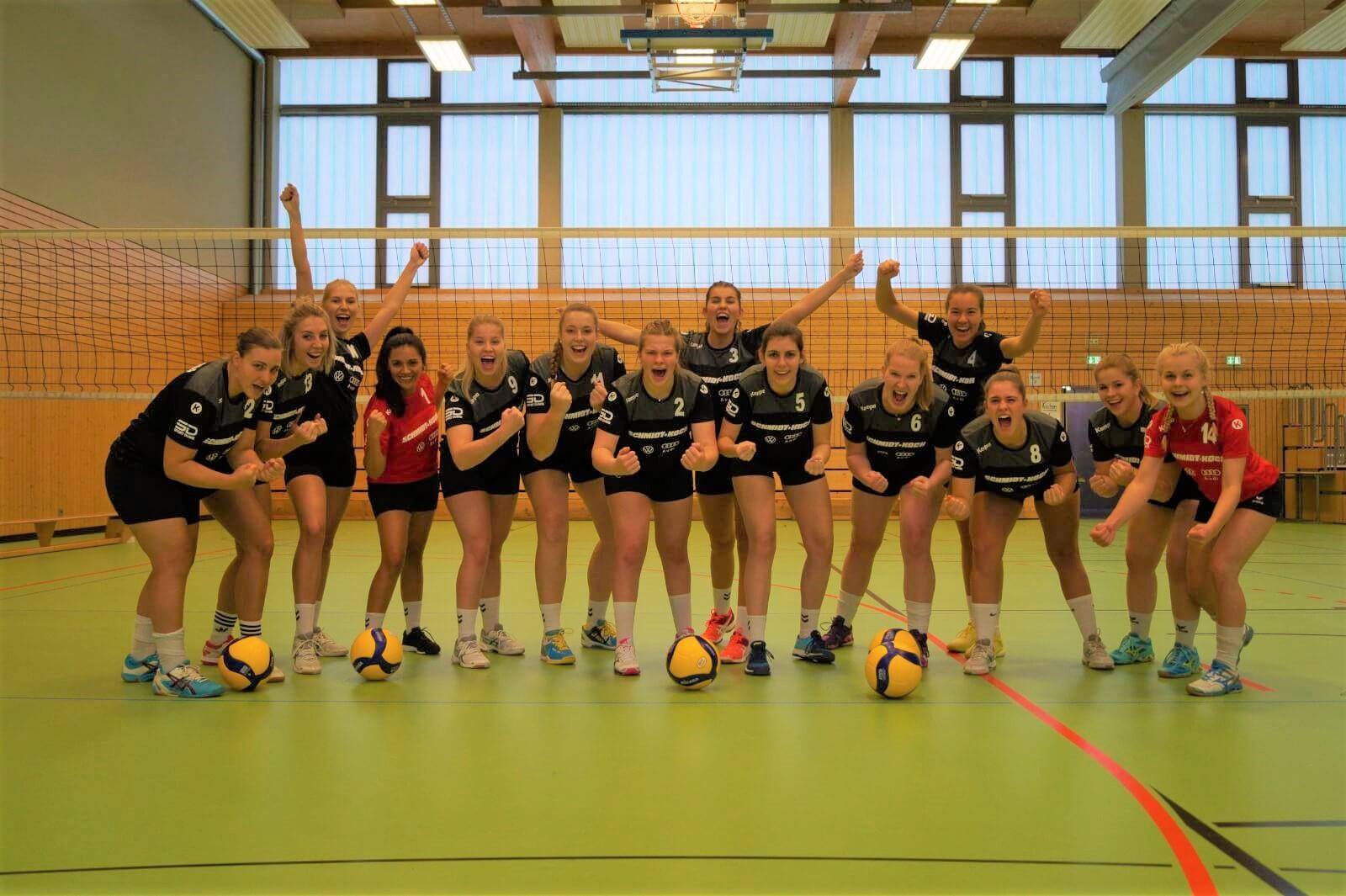 1. Damen Landesliga 2019 / 2020