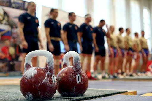 Первенство г.Тюмени по гиревому спорту