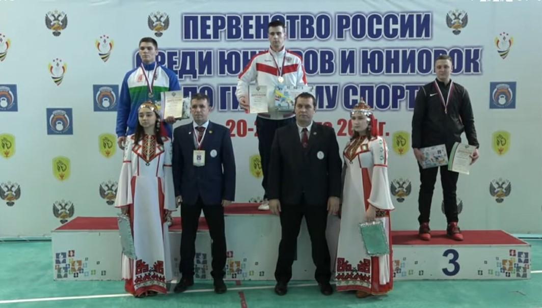 Итоги Первенства России среди юниоров и юниорок  2021 по гиревому спорту