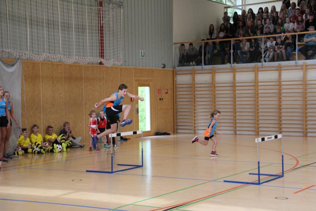 ZV Leichtathletik veranstaltet einen Wettlauf