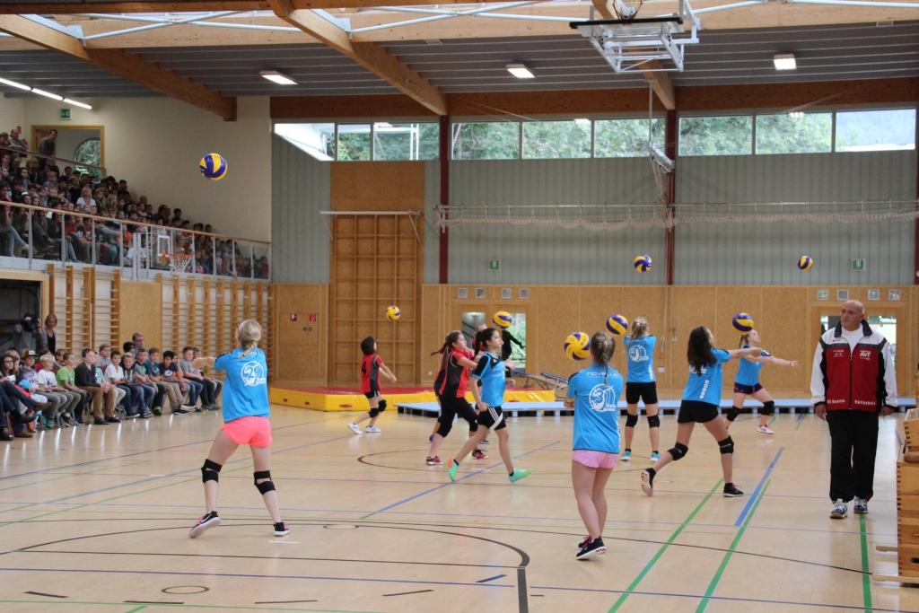 der ZV Volleyball macht Lust auf Ballsport