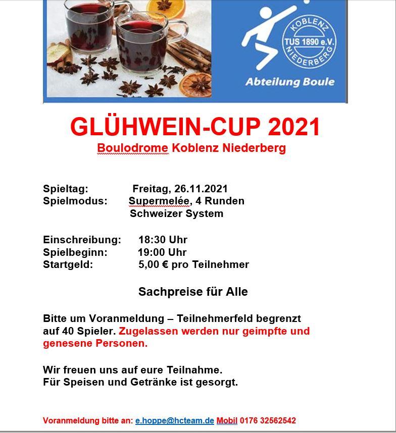 Glühwein-Cup 2021