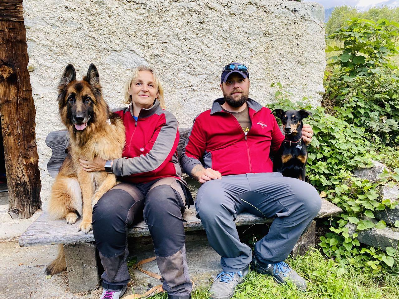 Hundehalter Brevet NHB Wallis: wo sich kleine und grosse Vierbeiner treffen - die Highlights